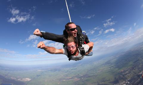 14,000ft Busselton Beach Tandem Skydive