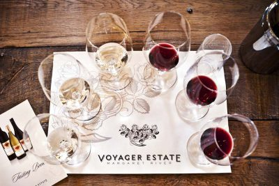 Heroes of Margaret River Guided Tasting & 4-Course Lunch