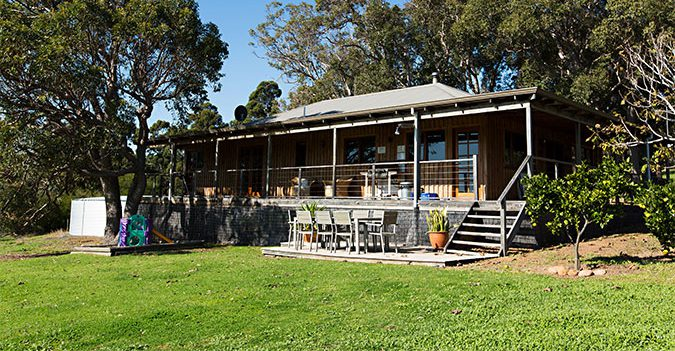 Wildwood Valley - Dunsborough Holiday Homes